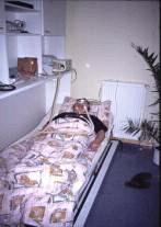 Schlafen im Schlaflabor